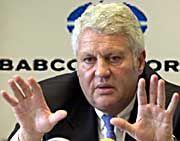 Noch-Babcock-Chef Lederer: Gerüchte um den HDW-Deal belasten den Manager