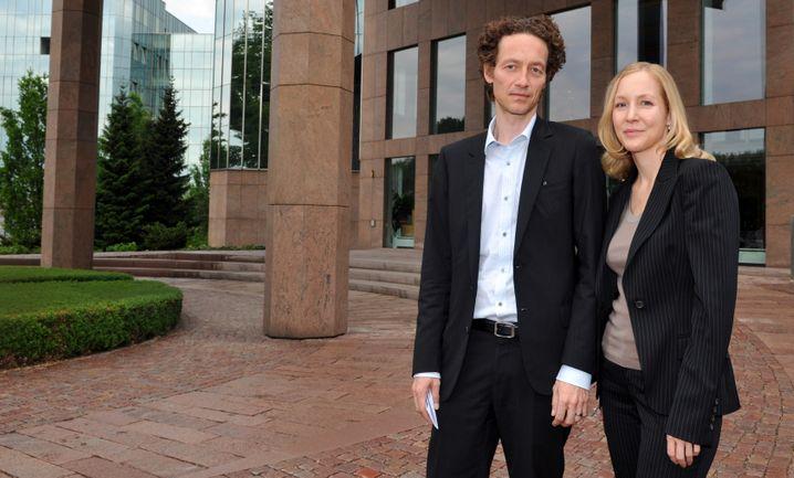 Lars und Meike Schlecker, hier eine Aufnahme aus dem Mai 2011.