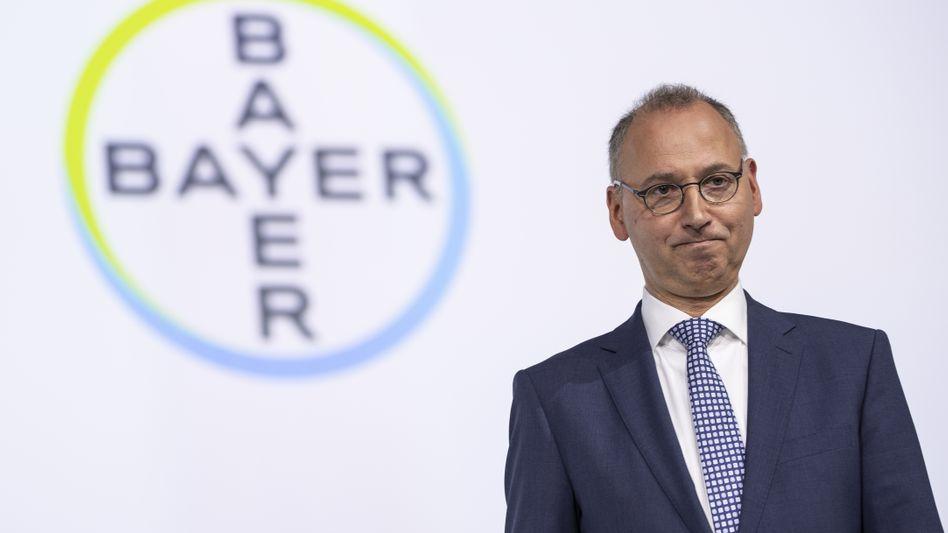 Blamage für Bayer-Chef Werner Baumann: Die Aktionäre verweigern seine Entlastung
