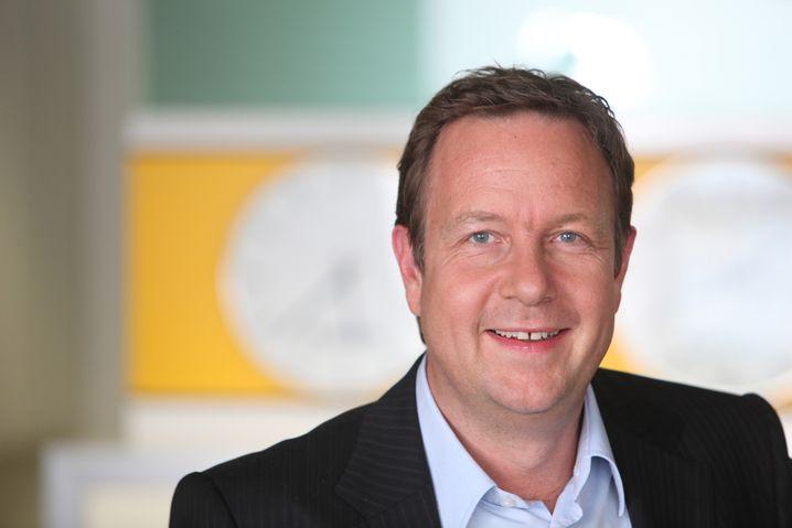Ralf Kleber ist seit 1999 Deutschland-Chef von Amazon und damit Buchhändler Nummer eins im Land