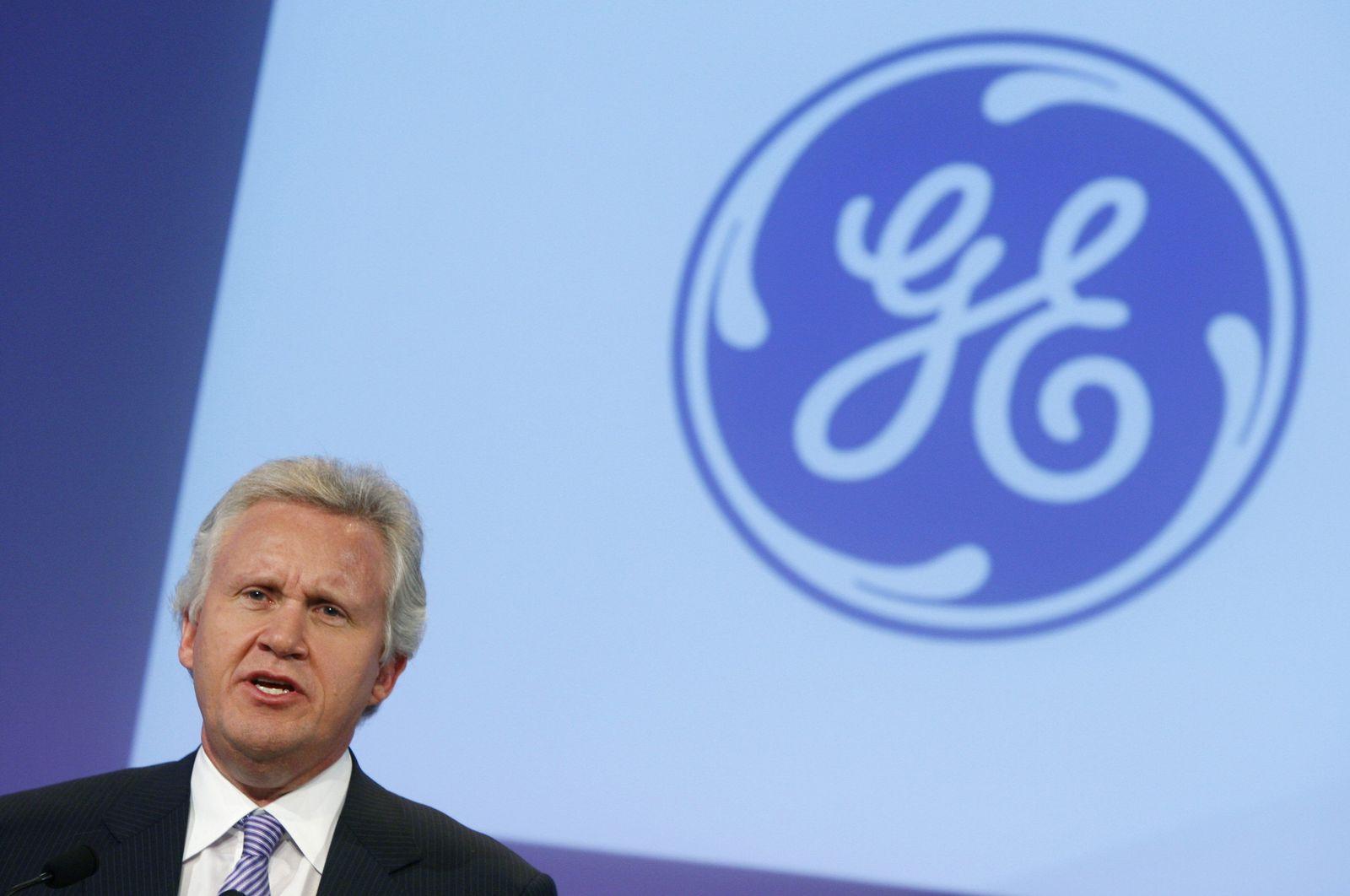 General Electric GE Immelt