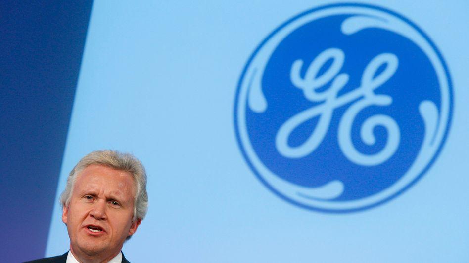 GE-Chef Jeffrey Immelt: In diesem Jahr soll der Gewinn prozentual zweistellig steigen