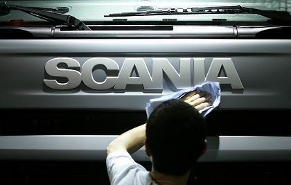 Scania: Der Lkw-Bauer soll nun von VW aufpoliert werden
