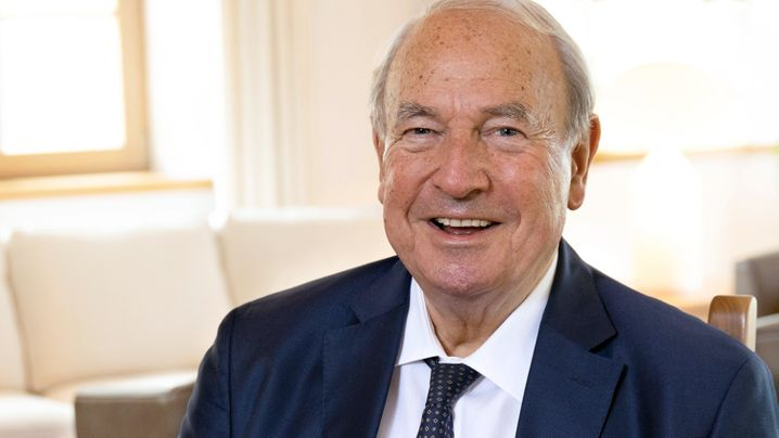 Heinz Hermann Thiele: Der Patriarch wird im April 80 Jahre alt