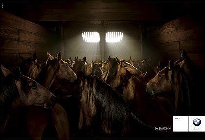 Ausgezeichnete Werbung: Jung-von-Matt-Kampagne für BMW