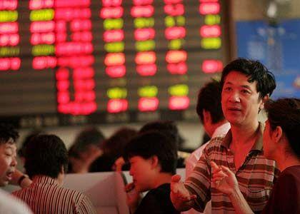 """Aufgeholt: Der """"Motor fürs Wachstum der Weltwirtschaft"""", von dem Köhler 2003 sprach, sind die USA nicht mehr, sondern Europa, China (im Bild), Indien und Japan, um nur die wichtigsten zu nennen"""