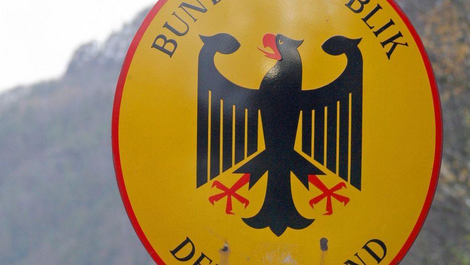 Deutsch-tschechischer Grenzübergang in Schmilka/Hrensko: Kaum nennenswerte Zuwanderung im vergangenen Jahr