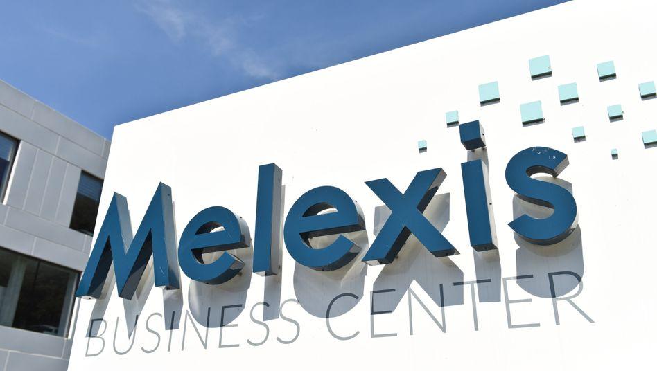 10 Prozent soll Melexis pro Jahr mindestens wachsen