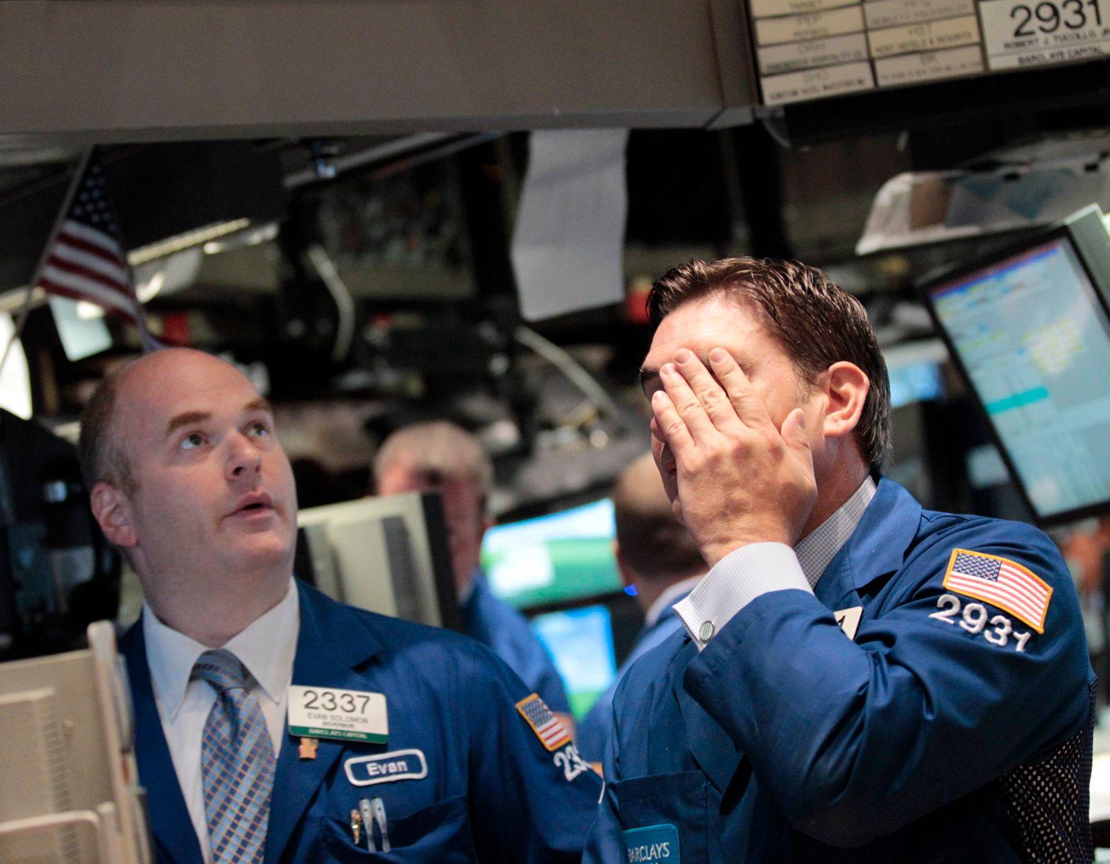 Börse / New York / Dow Jones