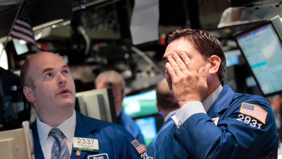 Aktienhändler in New York: Zeit ist Geld - die Weisheit gilt auch an der Börse.