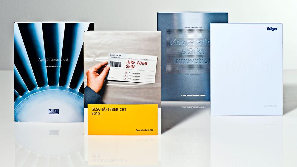 Bester Geschäftsbericht 2011: Die Reports im Härtetest