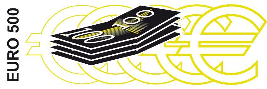 GRAFIK EURO 500 / 2012 / Banken