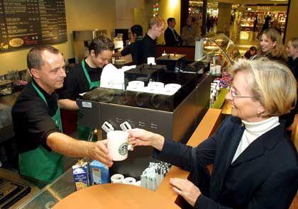 Starbucks: Mehrpreis für den Wohlfühlfaktor