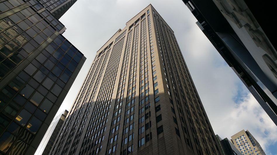 Ehemaliges Sony-Gebäude an der Madison Avenue in New York: Das Penthouse soll einen neuen Rekordpreis bringen