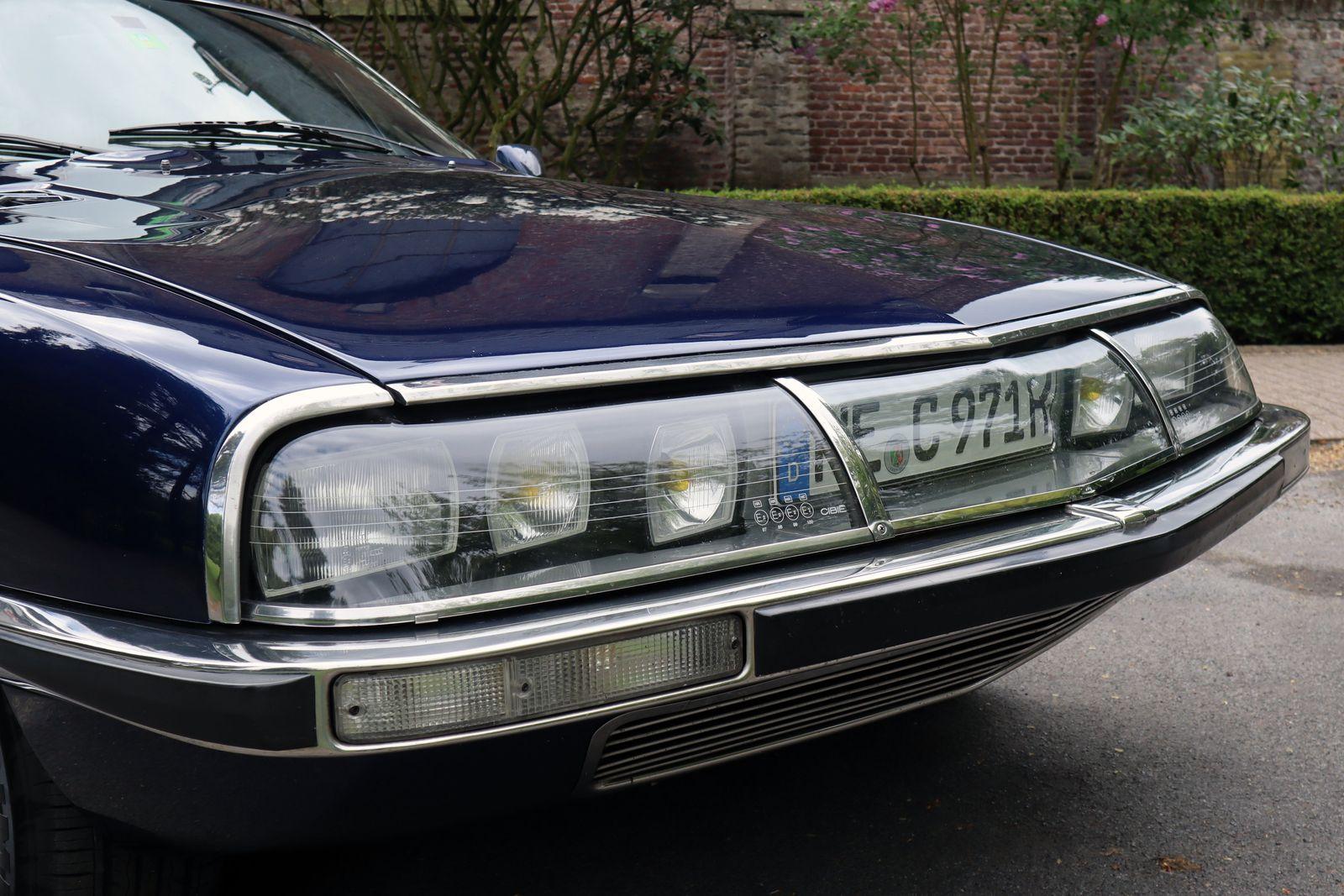 Concorde der Straße: 50 Jahre Citroën SM
