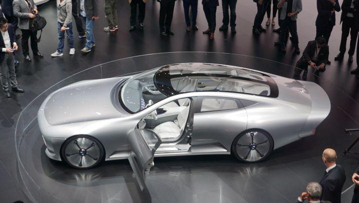 Zukunftsvisionen der Autohersteller: Die spannendsten Konzeptautos der IAA