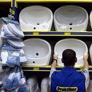 Kurzarbeit in 84 Märkten: Die Baumarktkette Praktiker will sparen.