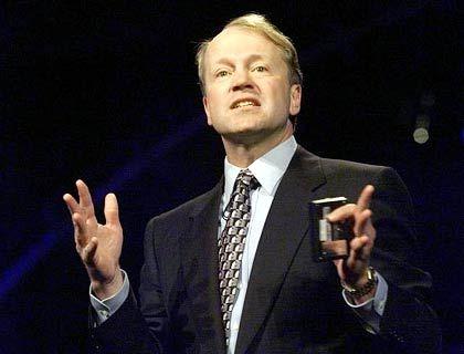"""""""Nur neue Geschäftsmodelle sichern das Überleben"""": Cisco-Chef John Chambers"""