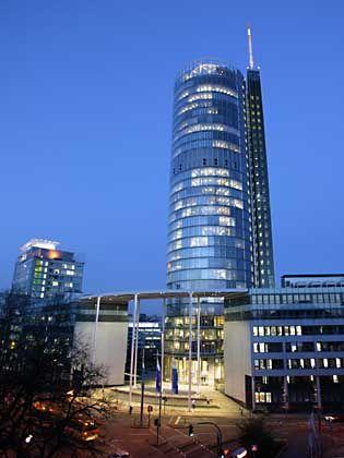 RWE-Zentrale in Essen: Abschied vom Wassergeschäft