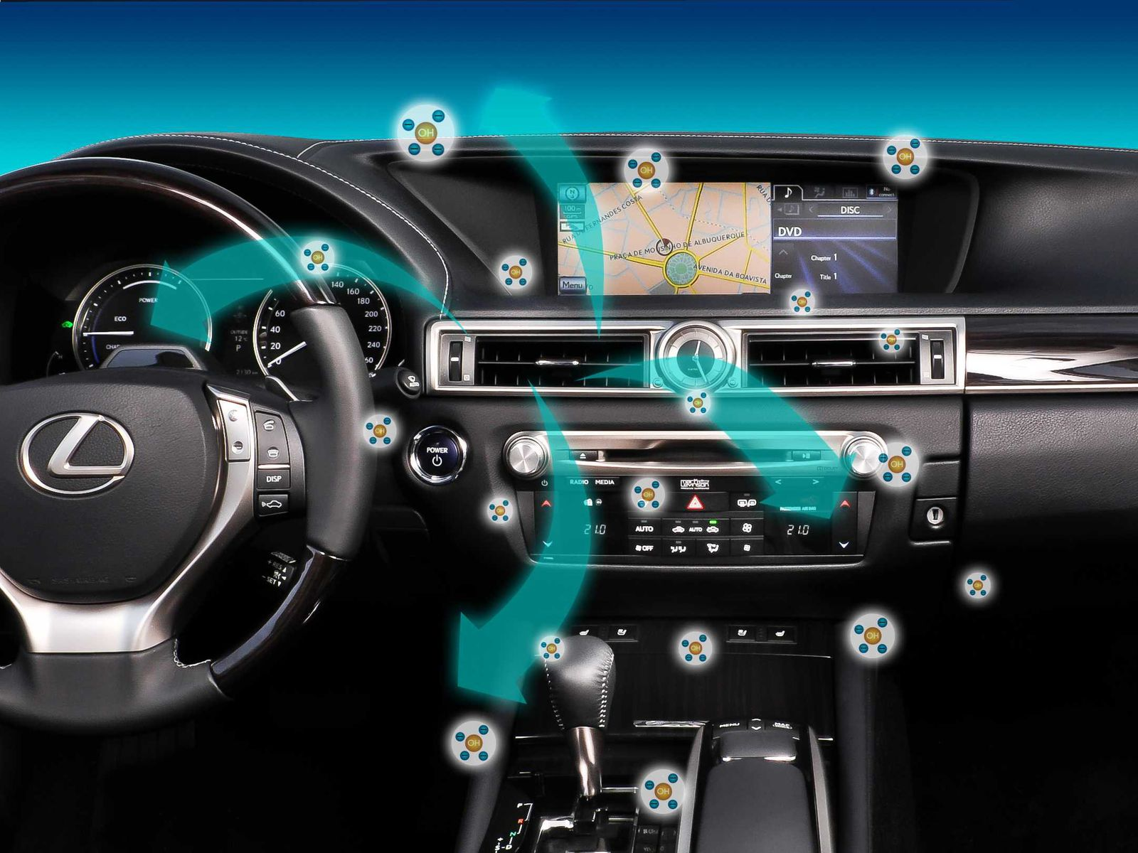 EINMALIGE VERWENDUNG In der Komfortzone - Klimatechnik fürs Auto immer aufwendiger