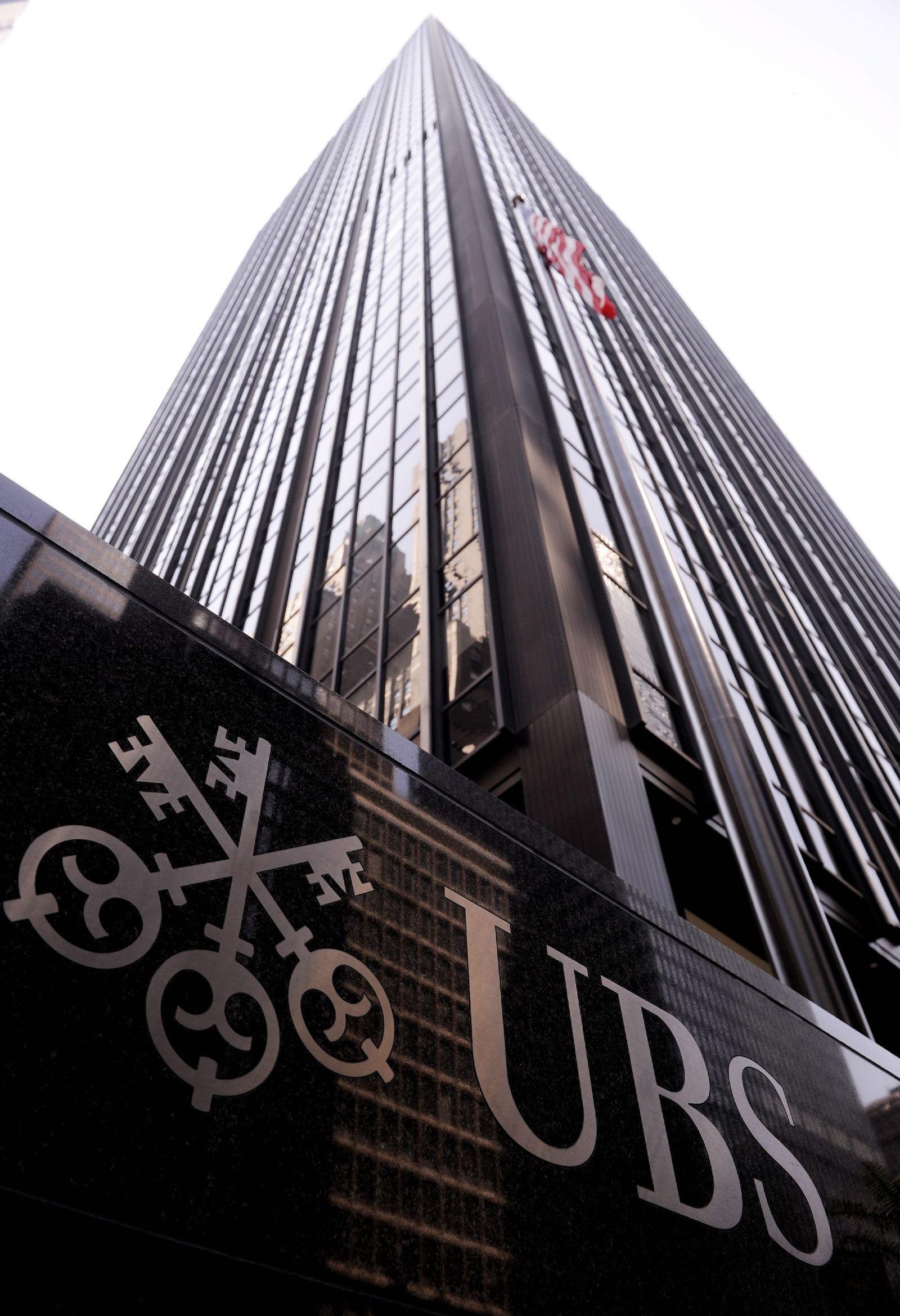 Presse: Schweiz könnte sich aus UBS zurückziehen