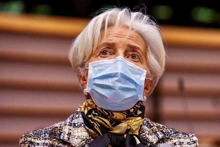 Preisrichterin: EZB-Präsidentin Christine Lagarde muss die Inflation im Blick behalten