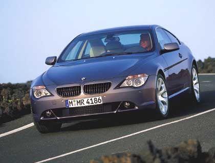 """""""Synthese aus Sportlichkeit und Komfort"""": Der BMW 6er wurde auf der IAA im September vorgestellt"""