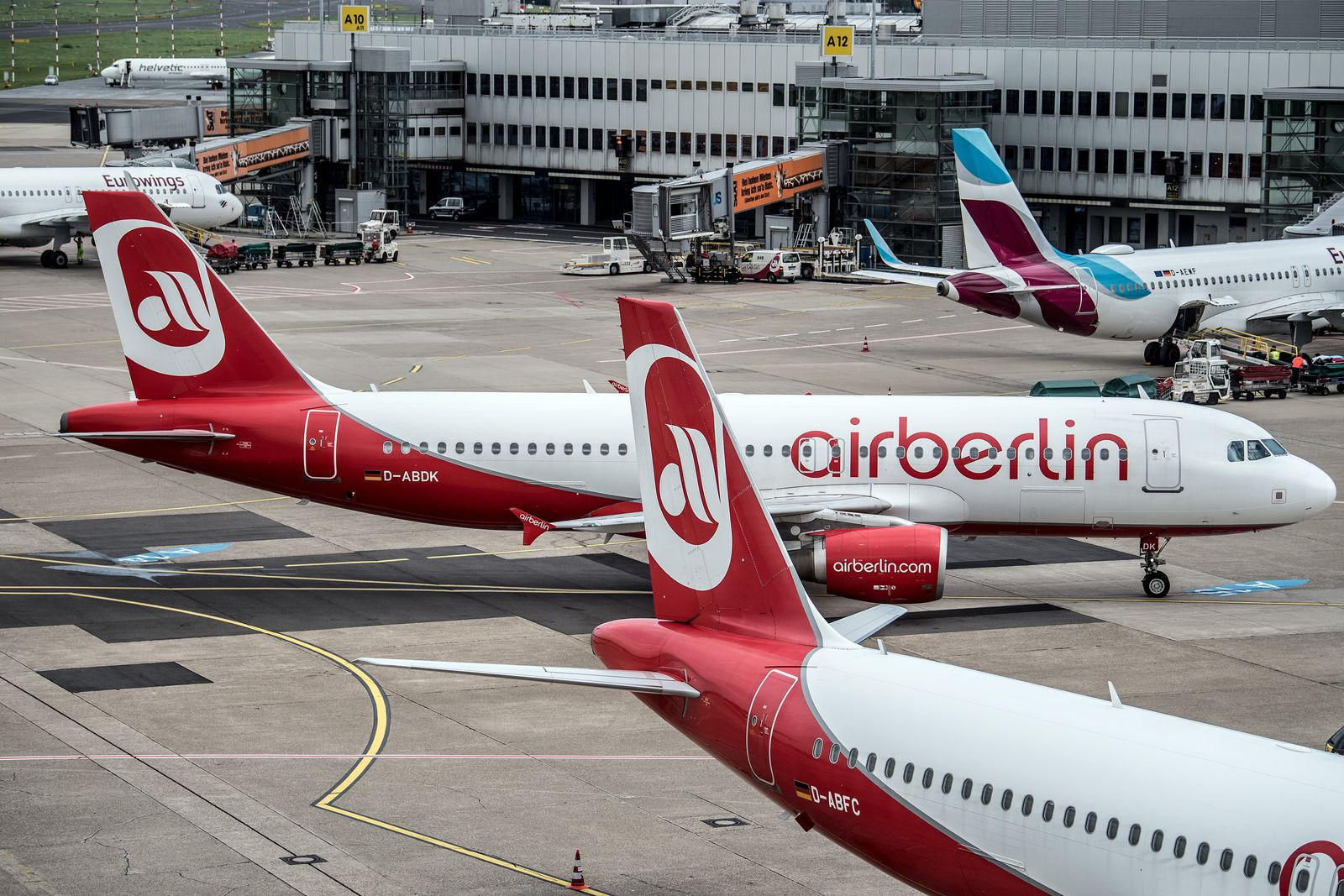 Air Berlin Eurowings