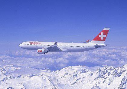 In Turbulenzen: Die Swiss versucht gegenzusteuern