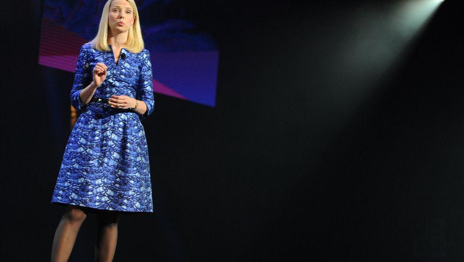 Yahoo-Chefin: Laut Bericht will Mayer den Video-Werbedienst BrightRoll kaufen