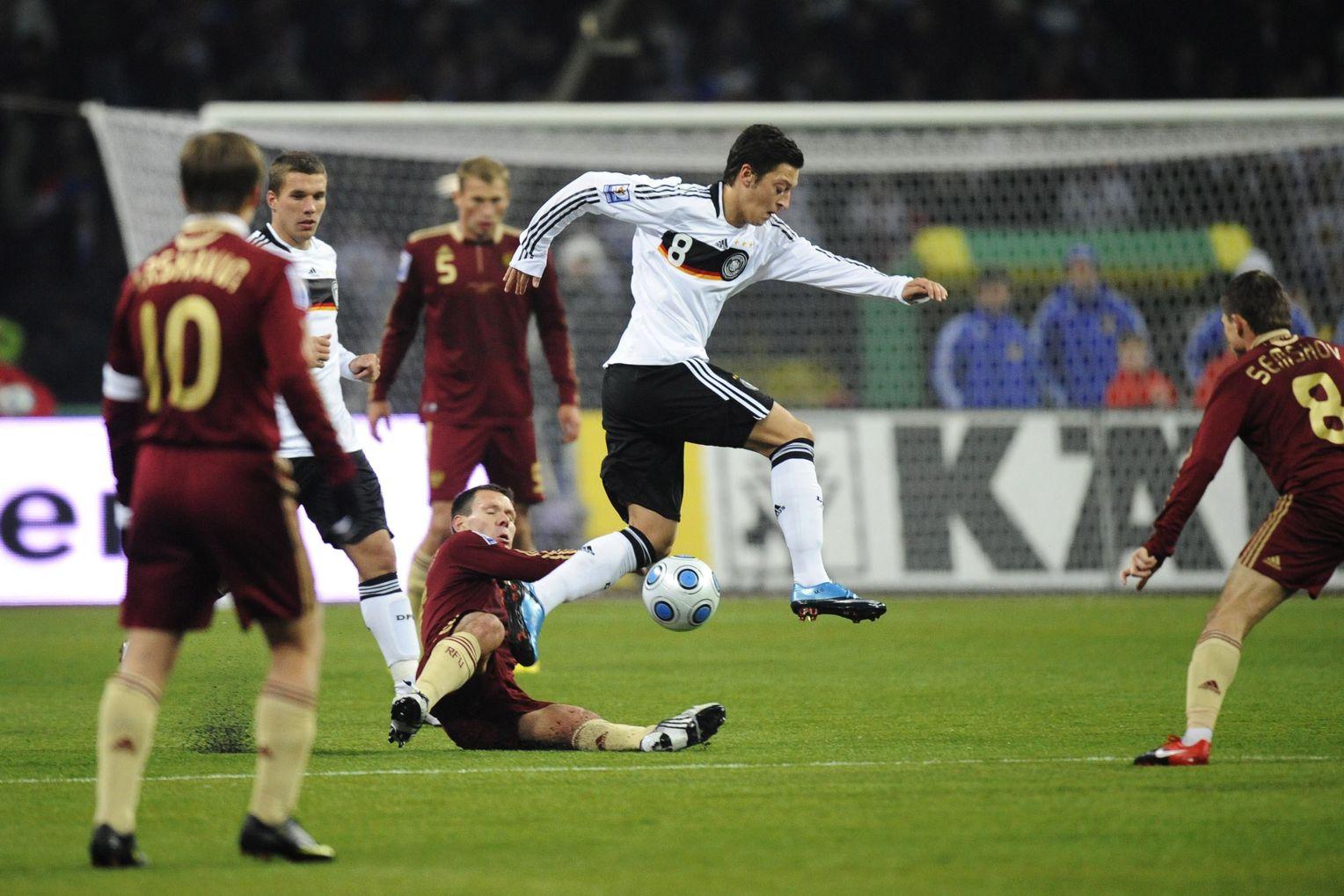 Özil Tore Nationalmannschaft