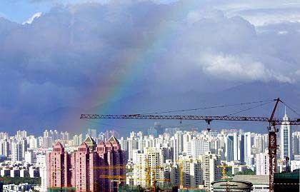 Shenzhen: Die Behörden bauen hier ihr Überwachungsparadies