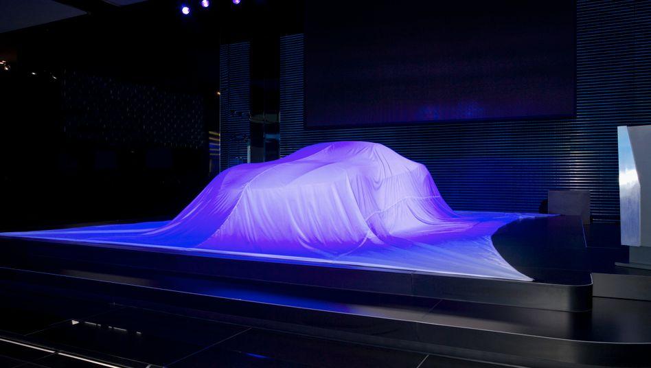 Ein großes Geheimnis: Wie ein Apple-Auto, also das i-Car, aussehen könnte, ist noch völlig unklar. Frühestens 2019 soll Apple ein eigenes Elektroauto vorstellen - es könnte aber auch einige Jahre später werden