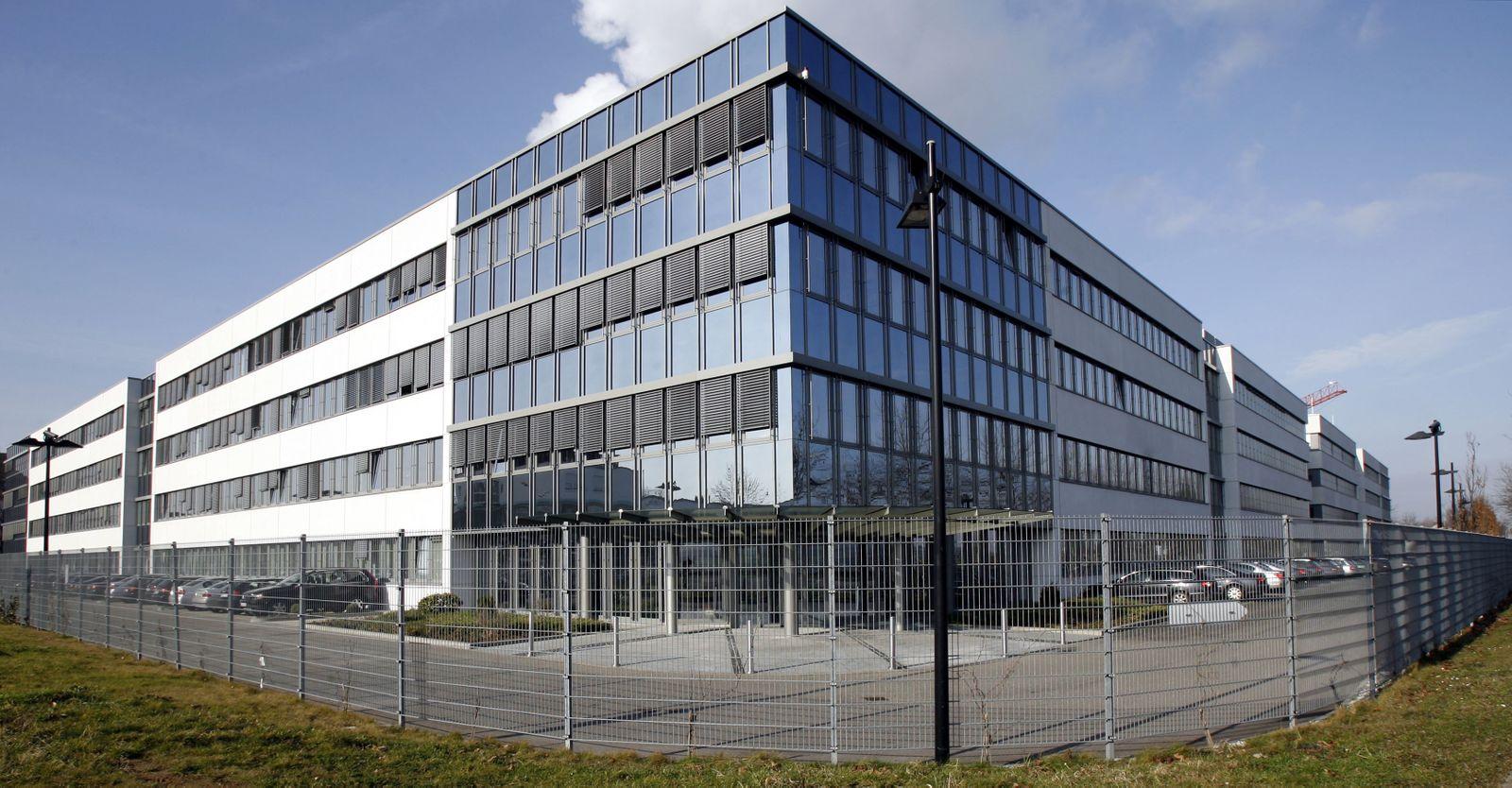 Lidl Zentrale / Die Zentrale der Schwarz-Gruppe
