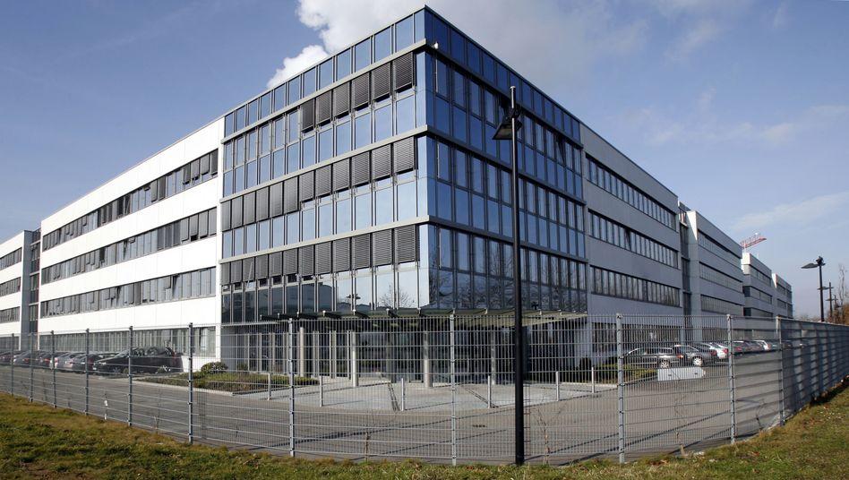 Zentrale der Schwarz-Gruppe in Neckarsulm: Die Probleme türmen sich.