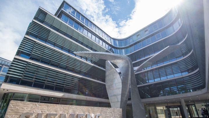 Vom Konzern zur Holding: Die neun Welten von Siemens
