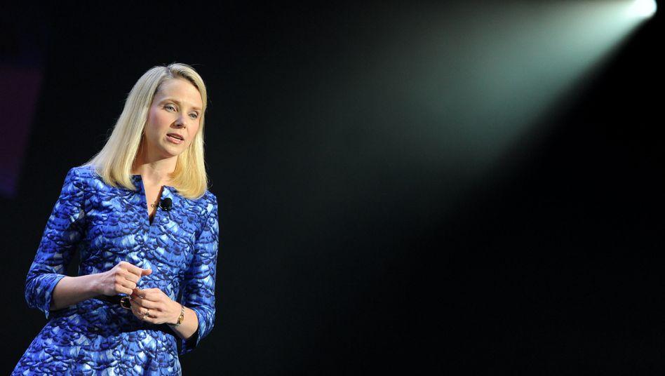 Yahoo-Chefin Mayer: Honeymoon vorbei