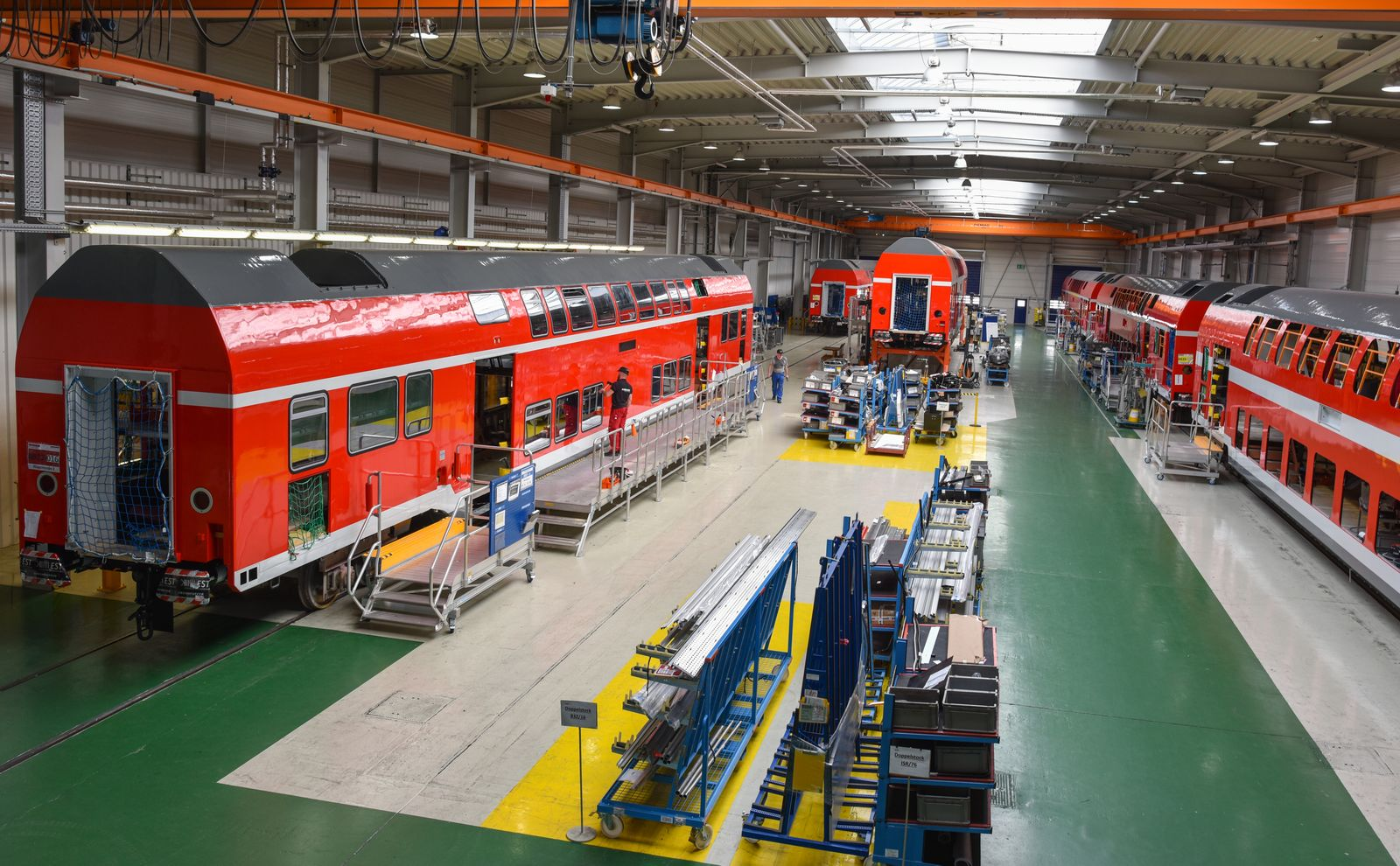 Produktion/ Deutschland