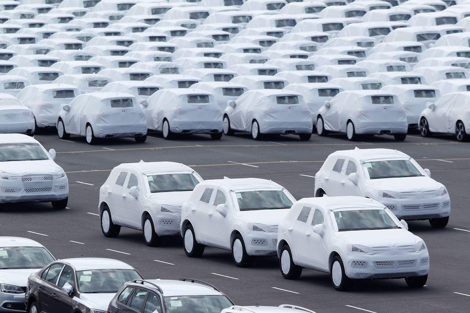 VW / Deutsche Autos / Export