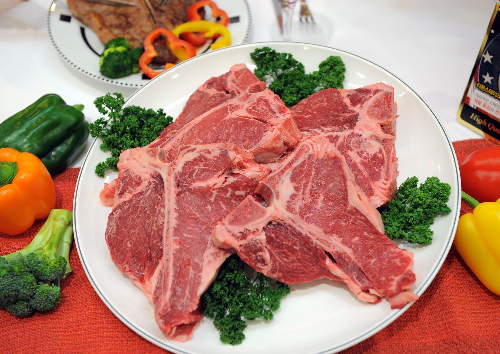 Fleisch / T-Bone Steak