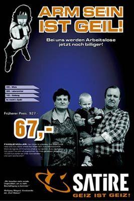 Armut: Schon ab 67,- Euro zu haben