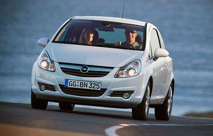 Im Vorwärtsgang: Opel hat sich in der Zulassungstatistik verbessert