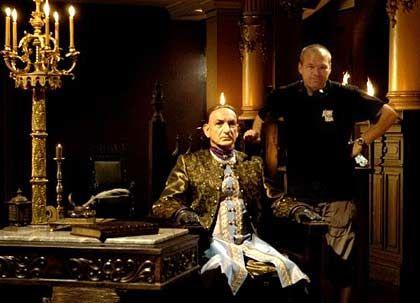 """Staraufgebot: Ben Kingsley (l.) übernahm eine Rolle Bolls Film """"Bloodrayne"""""""