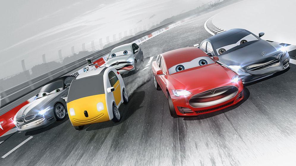 Car Wars: Wie Porsche, Audi, Daimler und BMW die neuen Angreifer abwehren wollen