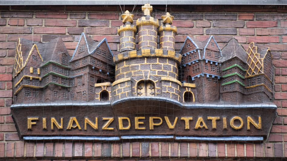 Oberste Instanz in Steuerfragen in Hamburg: Die Finanzbehörde am Gänsemarkt
