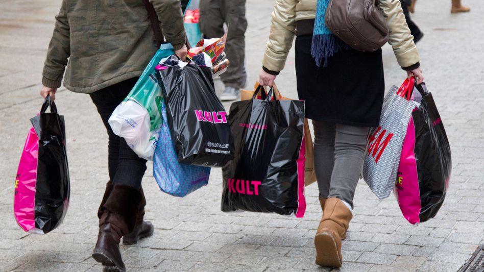 Keine Lust am Shoppen: Warenhäuser setzten im März 5,5 Prozent weniger um als im Vorjahresmonat