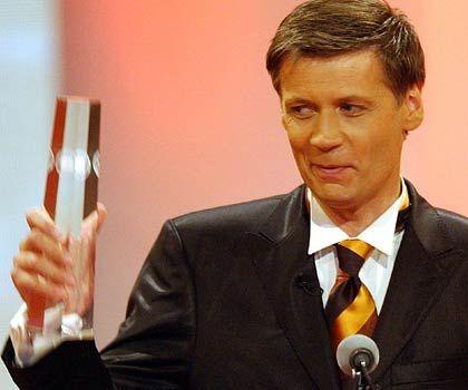Trägt viele Farben: TV-Moderator Günther Jauch
