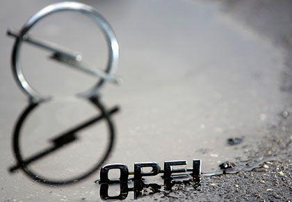 Trübe Zukunft: Noch bleibt Opel die Hoffnung