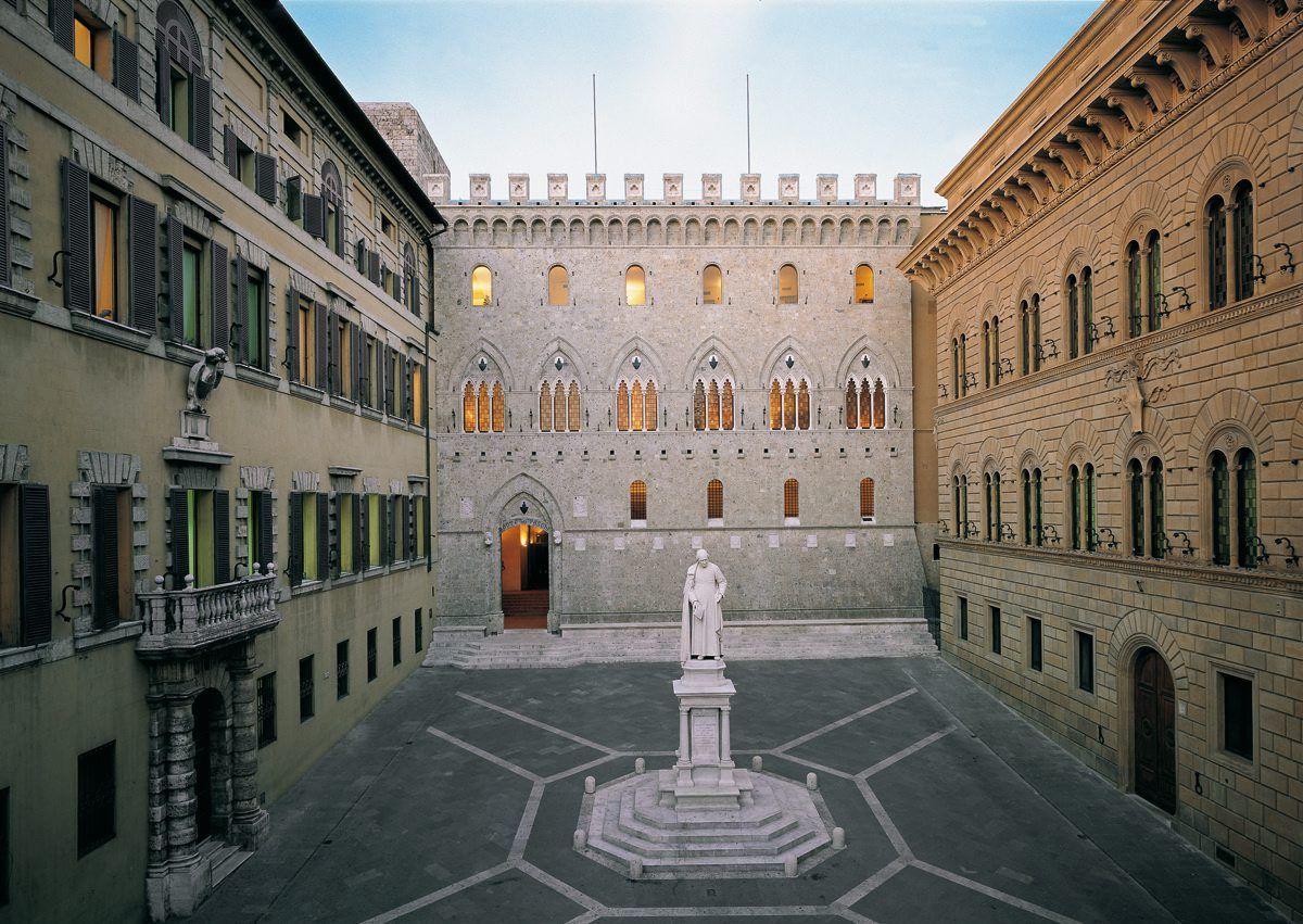 Italien/ Abstimmung/ Bank Monte dei Paschi di Siena