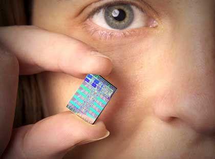 Konkurrrenz zu AMD und Intel: Cell-Chip von IBM